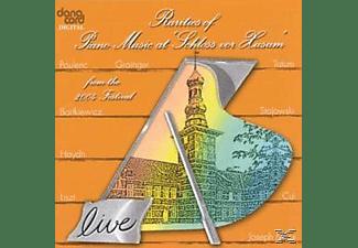 Anatol Ugorski, VARIOUS - Raritäten der Klaviermusik auf Schloss Husum 2004  - (CD)