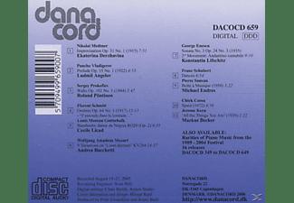 Various Pianists - Raritäten Der Klaviermusik  - (CD)
