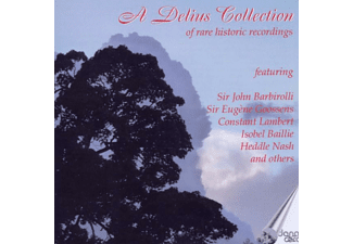 Lambert/Beer/Pini/Stuart/Watson/Collins/Teyte/+ - A Delius Collection - (CD)