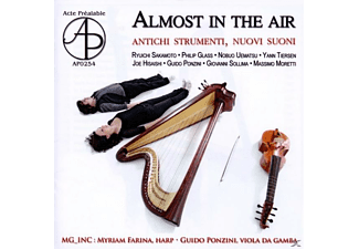 Mg_inc Duo - Almost in the Air - (CD)