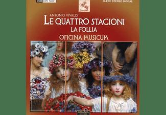 Riccardo Oficina Musicum & Favero - Le quattro stagioni  - (CD)