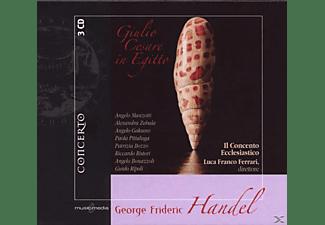 Manzotti - Giulio Cesare in Egitto  - (CD)