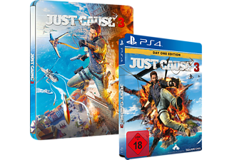 Just Cause 3 (Steelbook-Edition) - [PlayStation 4]