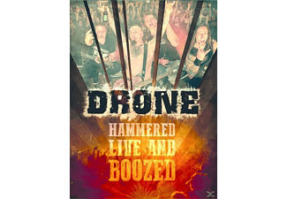 Drone - Hammered Live And Boozed  - (DVD)
