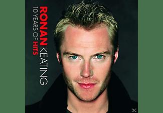 Ronan Keating - 10 Years Of Hits  - (CD)