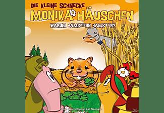 Die Kleine Schnecke Monika Häuschen - 37: Warum Hamstern Hamster?  - (CD)
