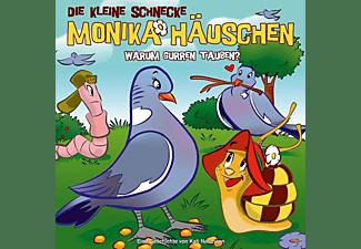 Die Kleine Schnecke Monika Häuschen - 39: Warum Gurren Tauben?  - (CD)