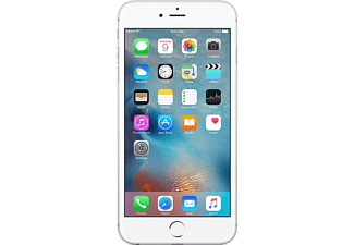 APPLE iPhone 6 Plus 128 GB Silver (MKUE2ZD/A)
