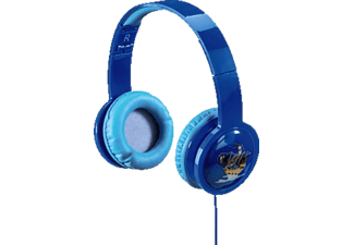 HAMA Blink´n Kids - Kinderkopfhörer  (Over-ear, Blau)