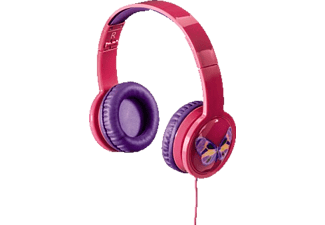 HAMA Blink´n Kids - Cuffie per bambini (Over-ear, Rosa)