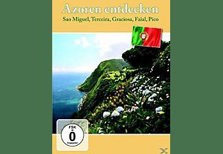 Azoren entdecken - Sao Miguel, Terceira, Graciosa, Faial, Pico, Flores DVD