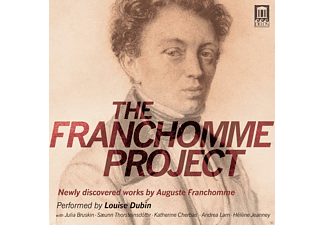 Louise Dublin, Julia Bruskin - The Franchomme Project  - (CD)