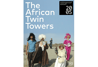 The African Twintowers DVD