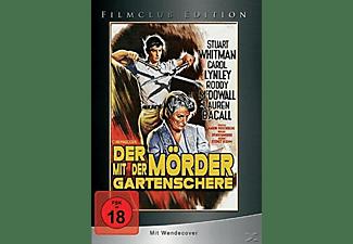 Der Mörder mit der Gartenschere DVD