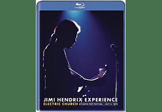 Jimi Hendrix - Jimi Hendrix: Electric Church  - (Blu-ray)