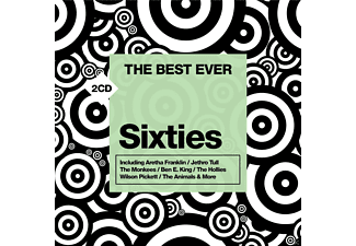 VARIOUS - The Best Ever Sixties  - (CD)