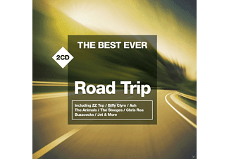 VARIOUS - Best Ever:Road Trip, The  - (CD)