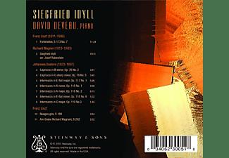 David Deveau - Siegfried Idyll  - (CD)