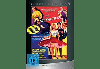 Die Schamlosen - Filmclub Edition 12 DVD