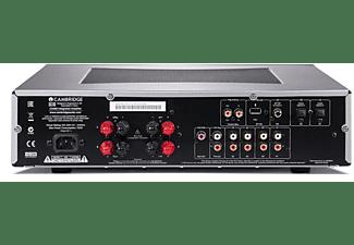 CAMBRIDGE CXA60 Stereo Vollverstärker, silber