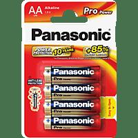 PANASONIC 00235999 LR6PPG/4BP AA Mignon Batterie Alkaline 4 Stück