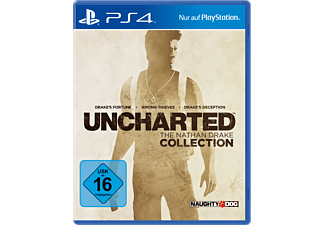 Uncharted - The Nathan Drake Collection - [PlayStation 4]