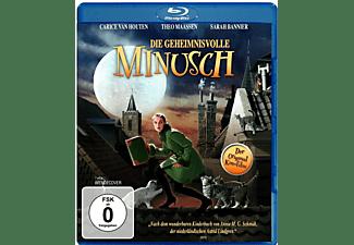 Die geheimnisvolle Minusch Blu-ray