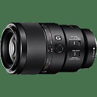 SONY SEL90M28G 90 mm f/2.8 G-Lens, OSS, FHB, IF, FRL, DMR, Circulare Blende (Objektiv für Sony E-Mount, Schwarz)