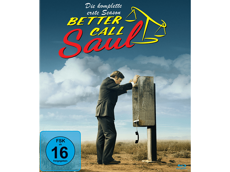 Better Call Saul - Staffel 1 [Blu-ray]