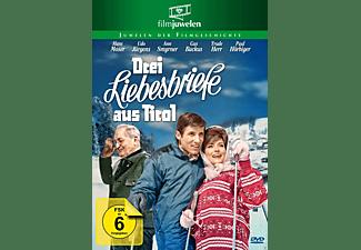 Drei Liebesbriefe aus Tirol DVD