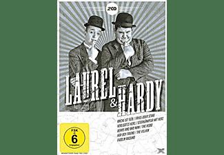 LAUREL & HARDY (SPECIAL-EDITION/9FILME) DVD