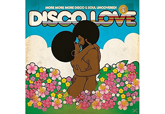 VARIOUS - Disco Love 4:More More More Disco & Soul Uncovered  - (CD)