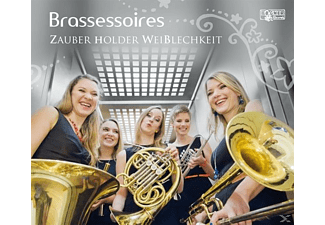 Brassessoires - Zauber Holder Weiblechkeit  - (CD)