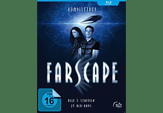 Farscape - Verschollen im All - Staffel 1-5 Blu-ray
