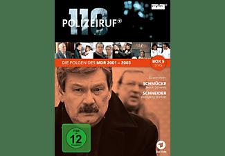 POLIZEIRUF 110 - MDR BOX 5 DVD
