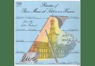 VARIOUS - Raritäten der Klaviermusik  - (CD)