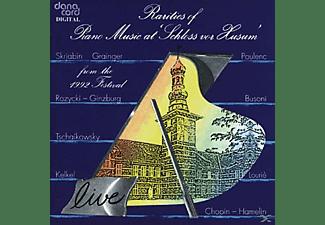 VARIOUS - Raritäten der Klaviermusik auf Schloss Husum  - (CD)