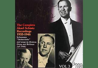 Aksel Schiötz, VARIOUS - Dichterliebe/+Lieder  - (CD)