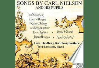 Lars Thodberg  Bertelsen, Tove Lonskov - Lieder Von Carl Nielsen und seinen Schülern  - (CD)