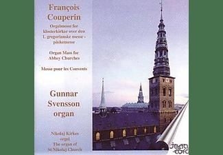 Gunnar Svensson - Orgelmessen  - (CD)