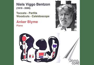 Anker Blyme Piano - Klavierwerke  - (CD)