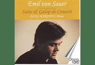 Oleg Marshev - Klaviersonaten vol.2  - (CD)