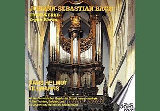 Hans Helmut Tillmanns, VARIOUS - Orgelwerke  - (CD)