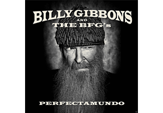 Billy And The Bfg's Gibbons - Perfectamundo  - (CD)