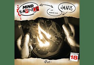 Eva Michaelis, Riedel, Alex Turrek - Mindnapping 18-Janus  - (CD)