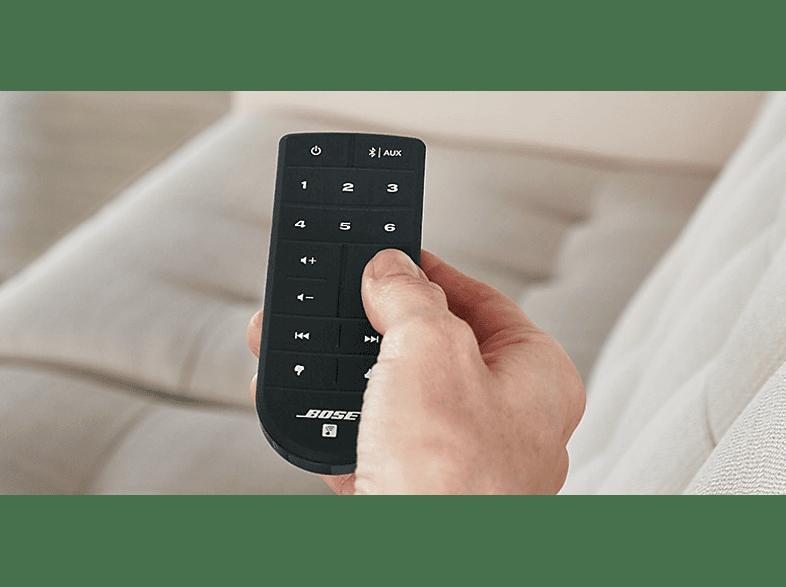 BOSE SoundTouch 10 - Streaming Lautsprecher (App-steuerbar, Bluetooth,  802.11 b/g/n, Schwarz)