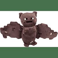 AMS Minecraft Plüsch Fledermaus Plüschfigur, Mehrfarbig