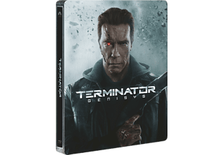 Terminator - Genisys (Exklusive Saturn Steelbook Edition) 3D Blu-ray (+2D)