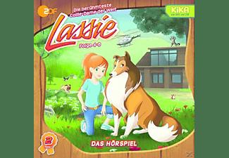 Hörbuch - Lassie-Das Hörspiel Zur Neuen Serie (Teil 2)  - (CD)