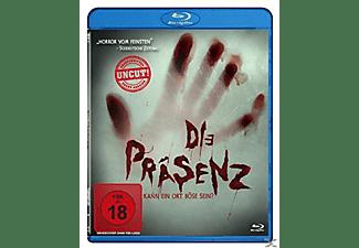 Die Präsenz - Kann ein Ort böse sein? Blu-ray